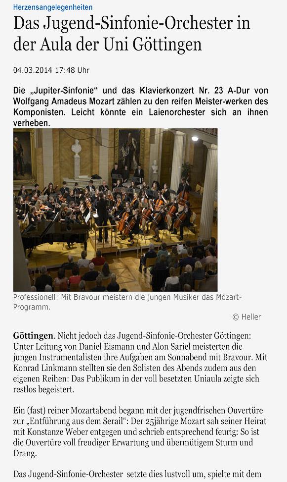 jupiter sinfonie von mozart
